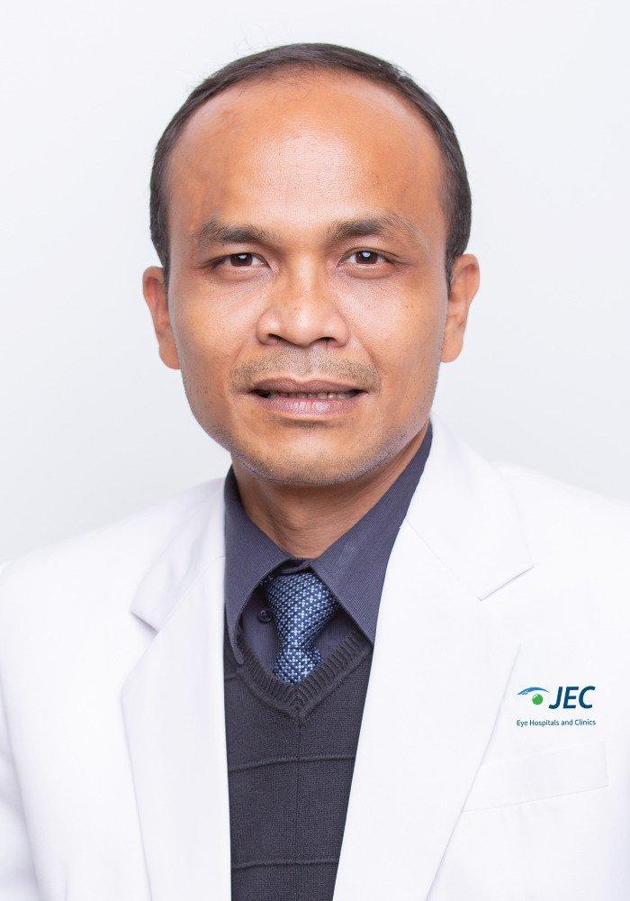 Dr. Ucok P. Pasaribu, SpM(K)