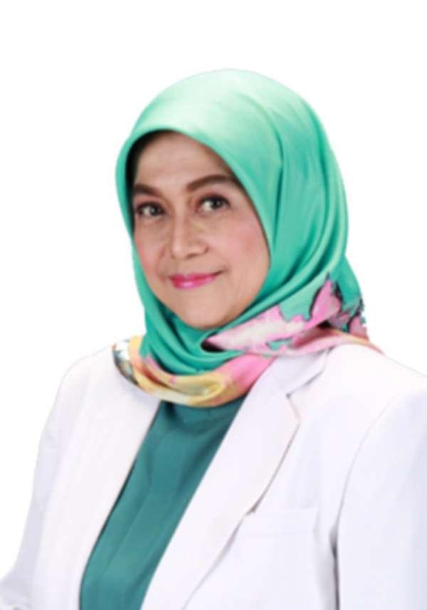 DR. Dr. Fifin Luthfia Rahmi, MS.  SpM