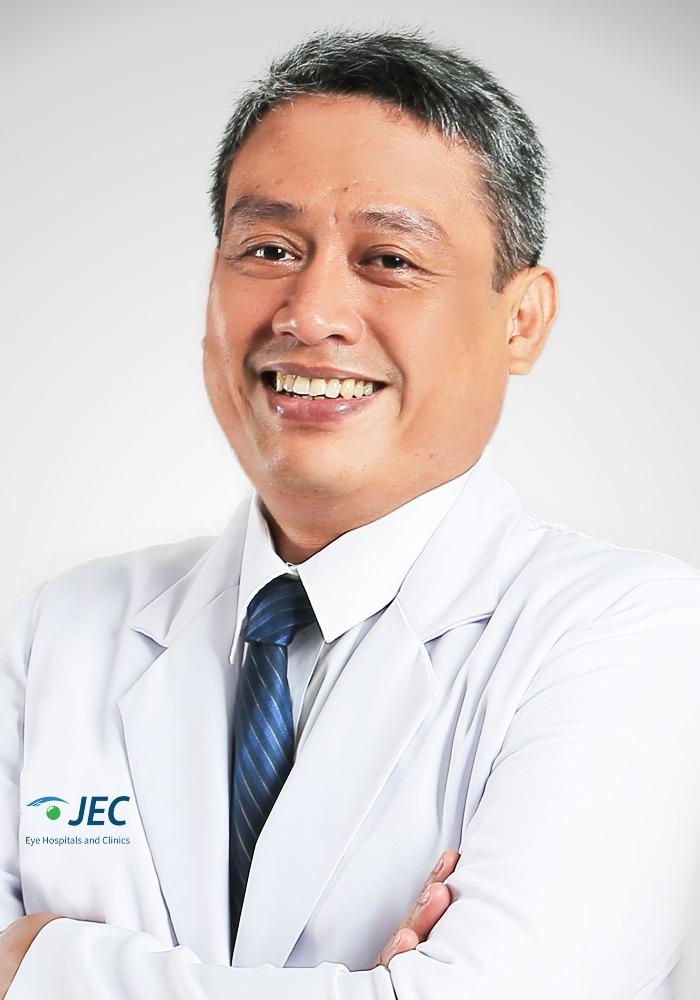 Dr. Dicky Hermawan, SpM(K)