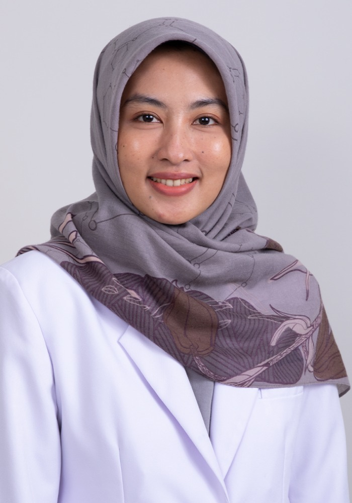 Dr Laras Widayanti, SpM