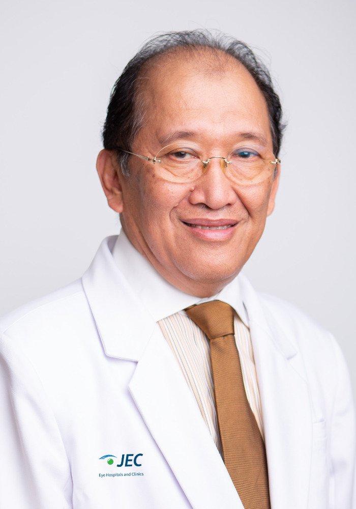 Dr. Soedarman Sjamsoe, SpM(K)