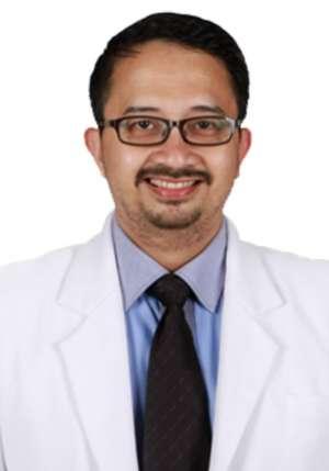 Dr. M Ikhsan Mokoagow, SpPD, M.Med, Sci