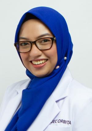 Dr. Andi Amirah Shaleha Junaedi, MARS