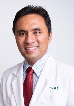 Dr. Cosmos Octavianus Mangunsong, SpM(K)