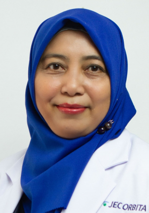 DR. Dr. Batari Todja Umar, SpM(K)