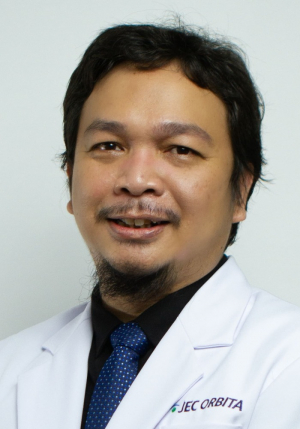 Dr. Muhammad Abrar Ismail, M.Kes, SpM(K)