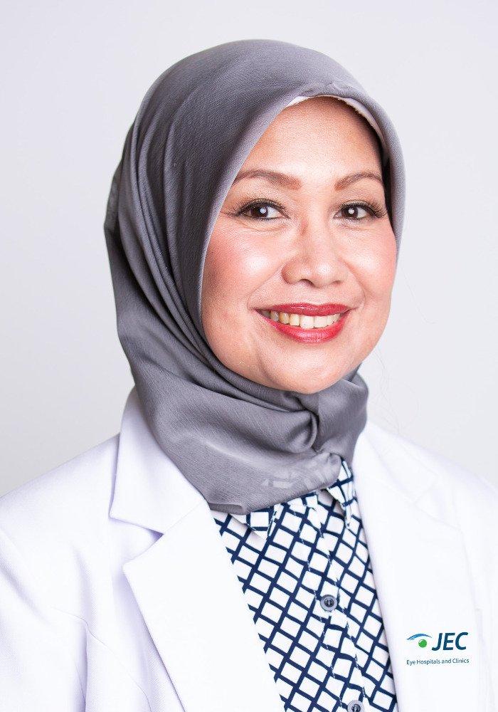 DR. Dr. Tri Rahayu, SpM(K), FIACLE