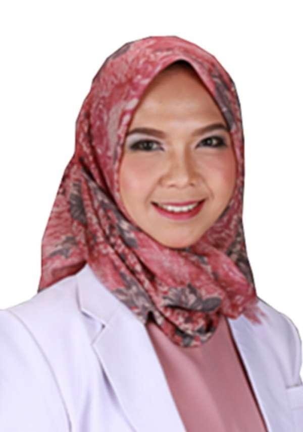 Dr. Arnila Novitasari Saubig, SpM