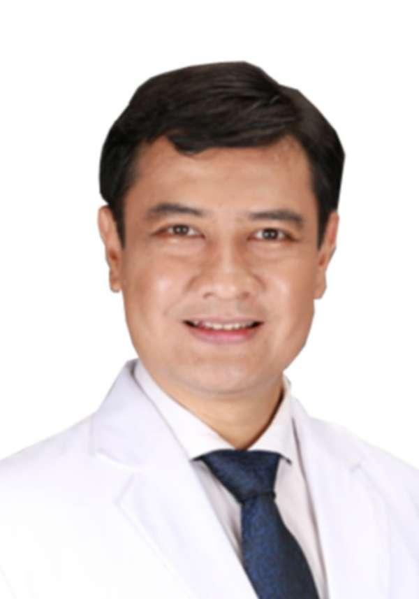 DR. Dr. Trilaksana Nugroho, MKes., FISCM, SpM(K)
