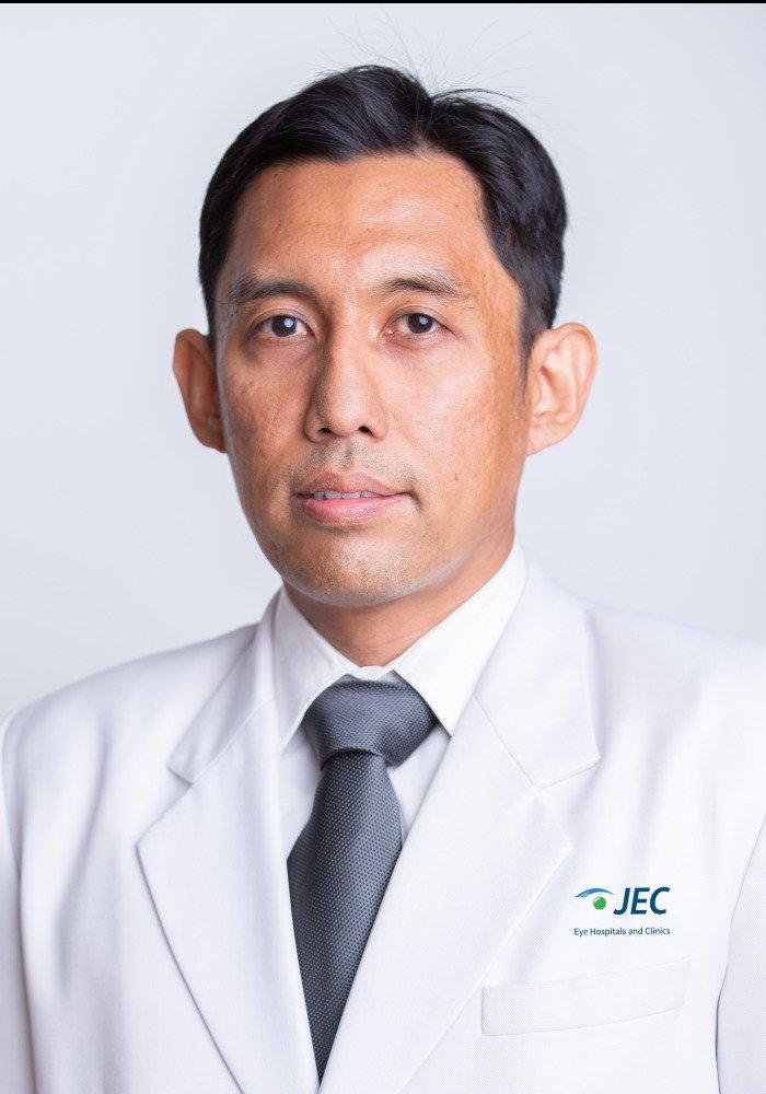 Dr. Referano Agustiawan, SpM(K)