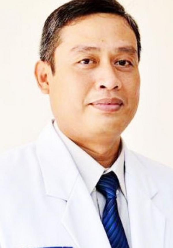 Dr Dicky Hermawan, SpM