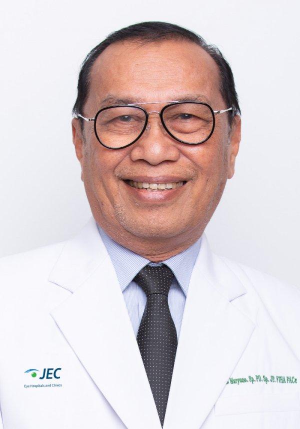 Dr. Djoko Maryono, DsPD, DsPJ, FIHA, FACC