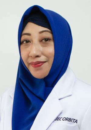 Dr. Azizah Junus, SpM
