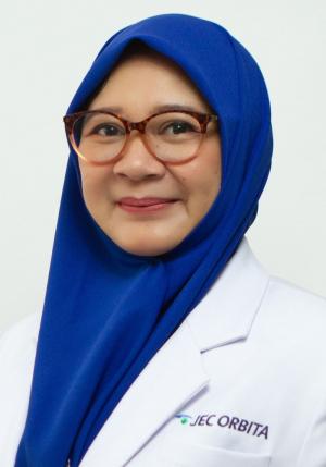 Dr. Ririn Nislawati, M.Kes, SpM