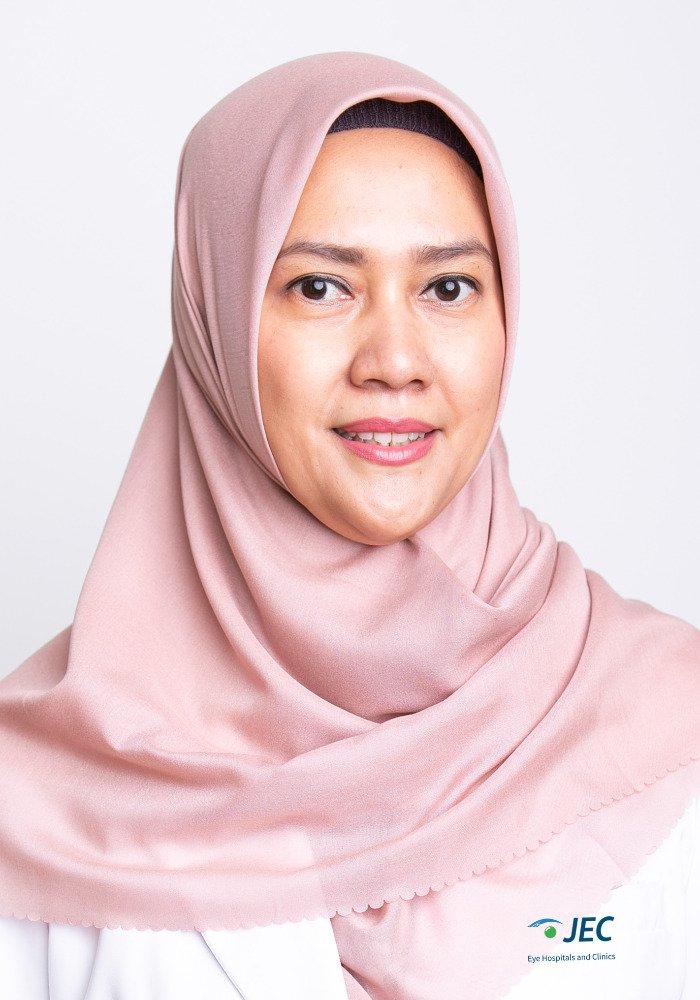Dr. Wahyu Kartika Andayani, SpM