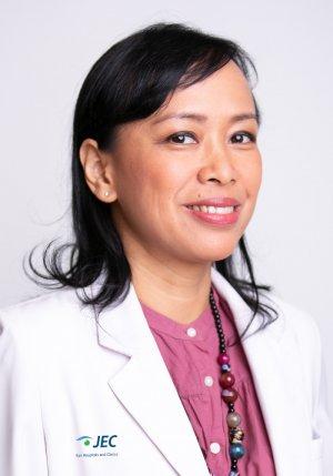 Dr. Florence M. Manurung, SpM(K)
