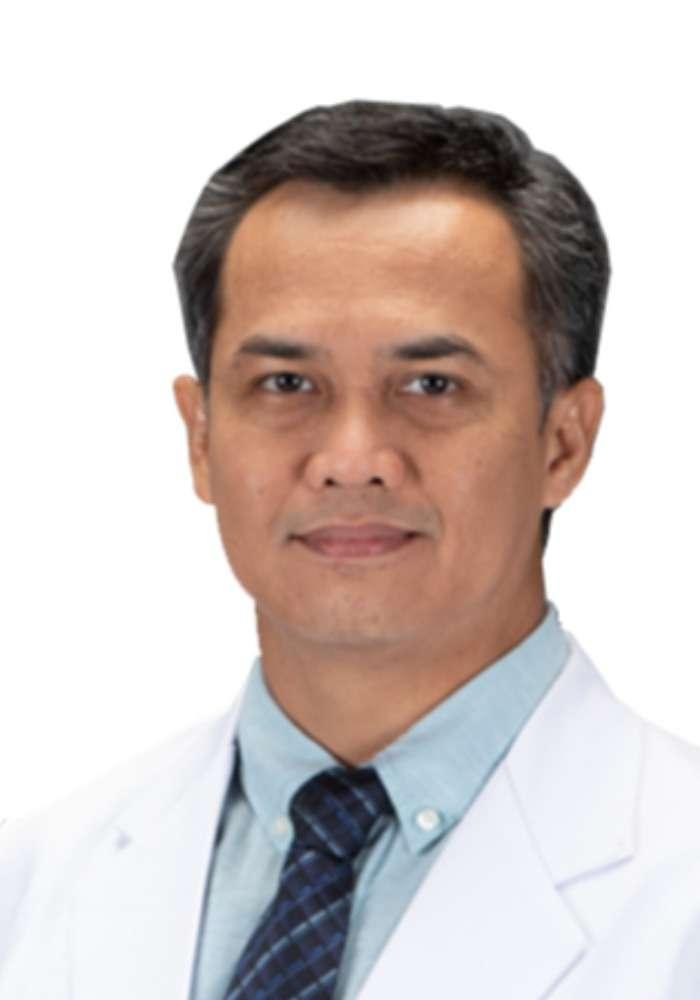Dr. A. Rizal Fanany, SpM(K)