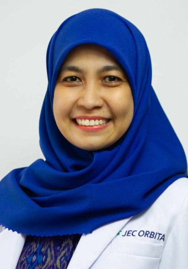 DR. Dr. Yunita, M.Kes, SpM(K)