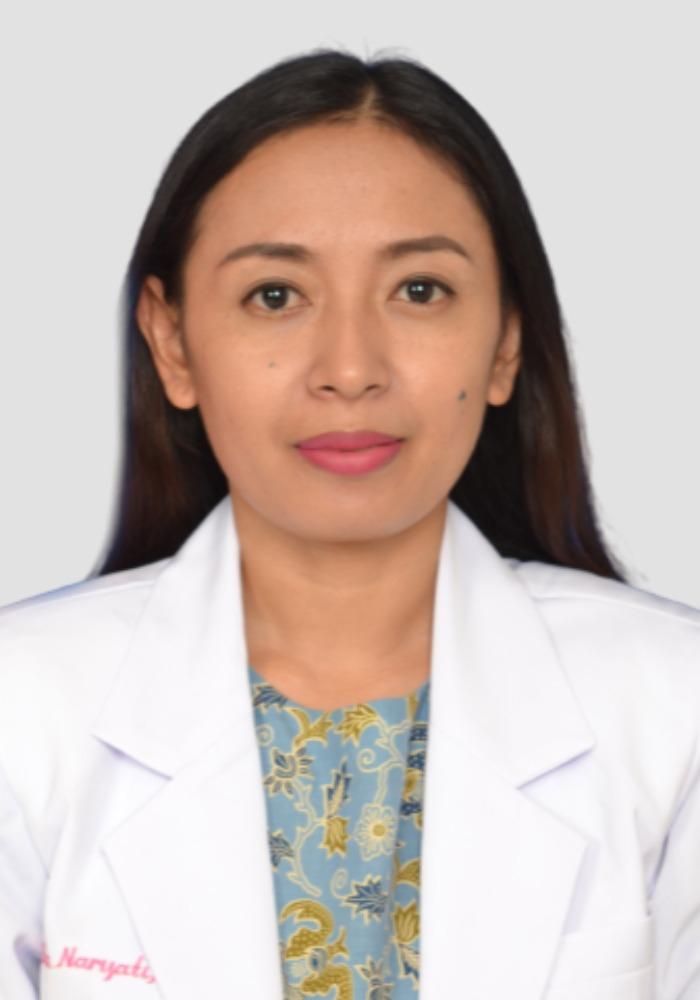 Dr. Luh Putu Eka Naryati, M.Biomed., SpM