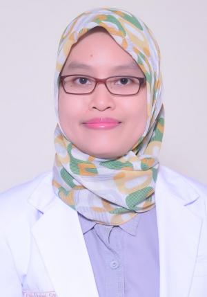 Dr Yulia Fitriani, SpM