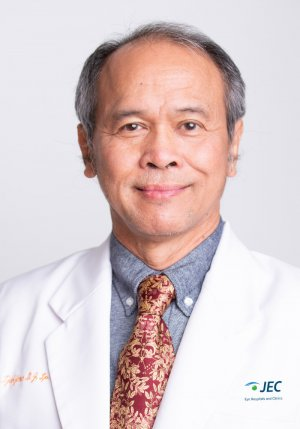 Prof. Dr. Tjahjono D. Gondhowiardjo, SpM(K), PhD