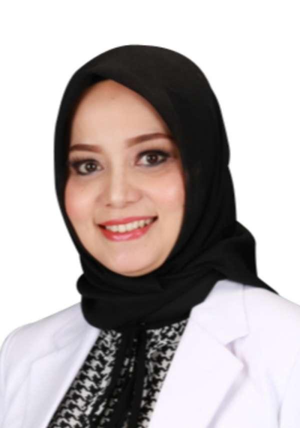 Dr. Maharani, SpM(K)