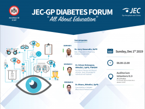 JEC GP Diabetes Forum