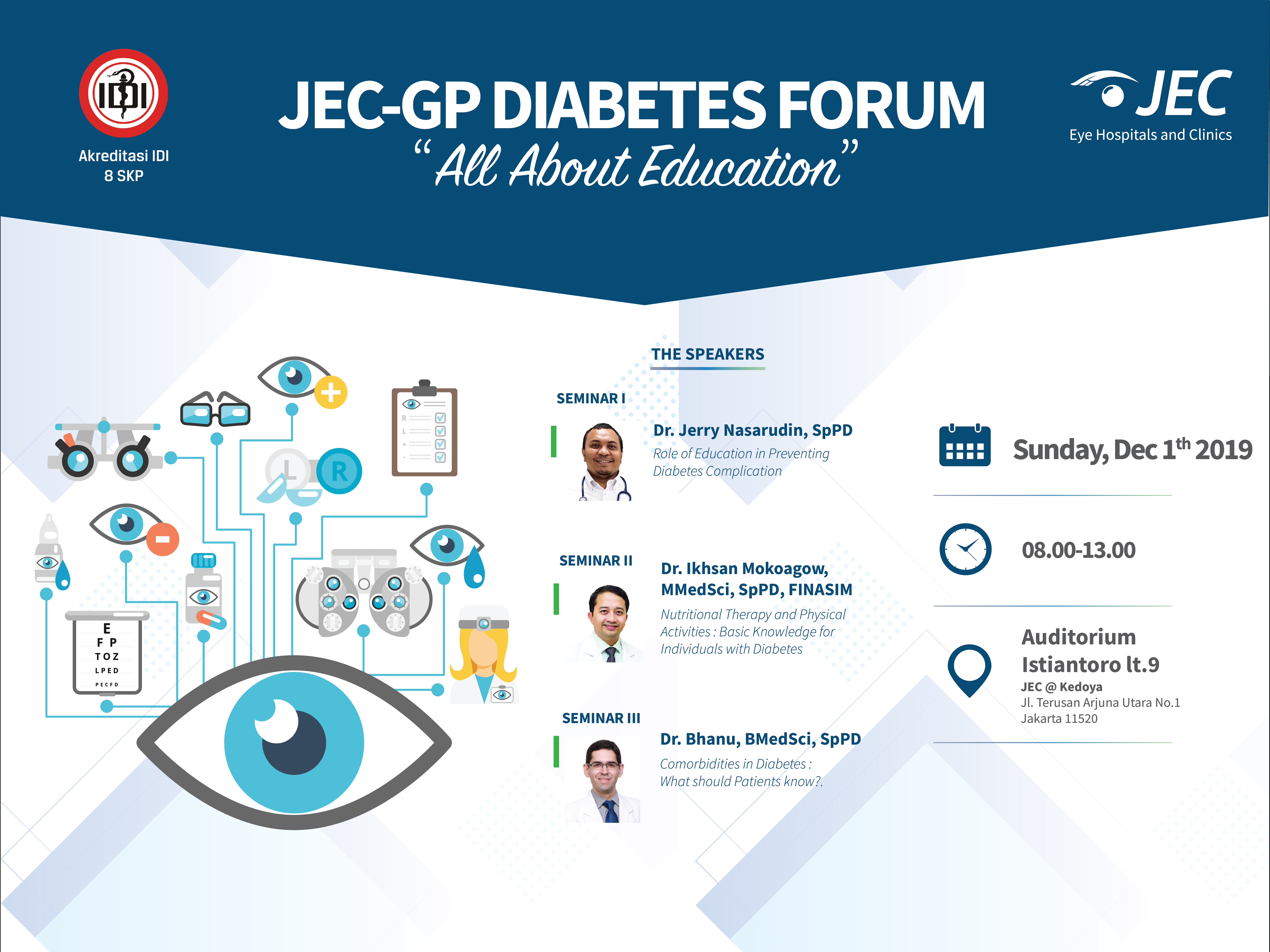 JEC GP Diabetes Forum