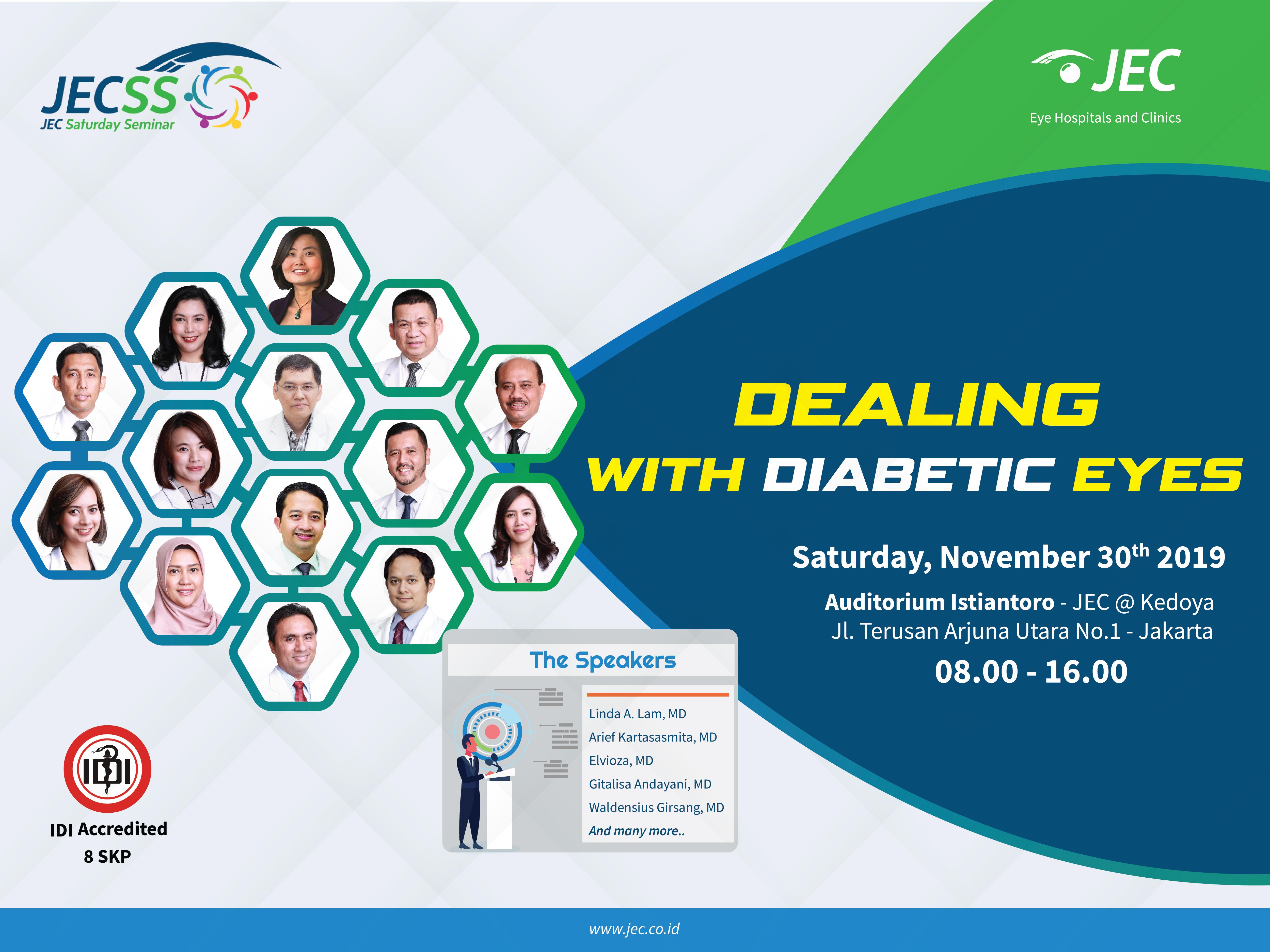 JEC Saturday Seminar