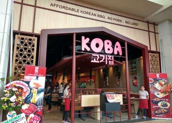 KOBA Korean BBQ Summarecon bekasi