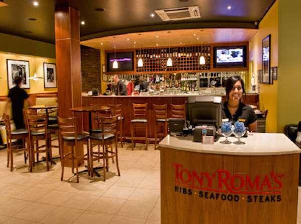Tony Roma's Restaurant
