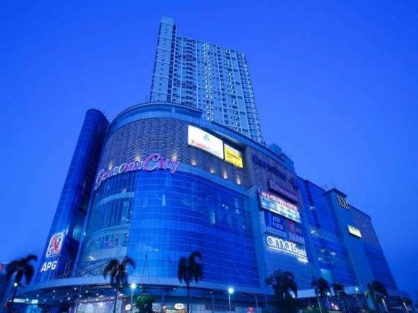 Amaris Hotel Seasons City