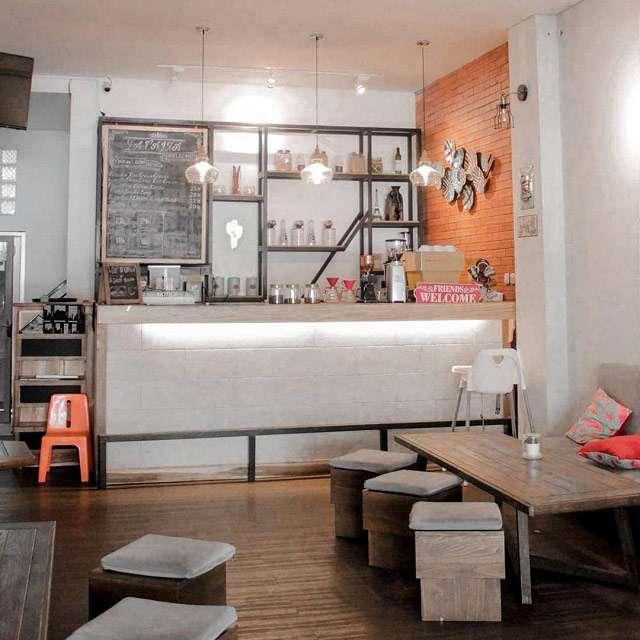La Caixa Coffee Shop & Eatery