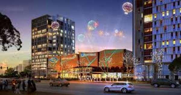 Marvel City Mall