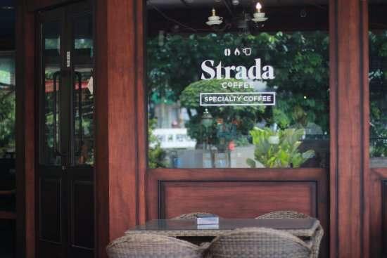 Strada Coffee & Caffe