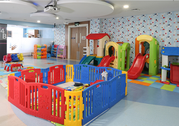 Children Eye and Squint Clinics Waiting Room