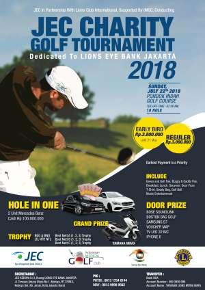 JEC Charity Golf Tournament