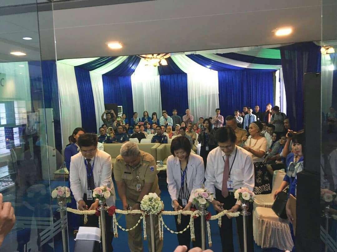 Grand Opening JEC @ Tambora Klinik Utama Mata