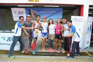 JEC's Triathlon LASIK Campaigns
