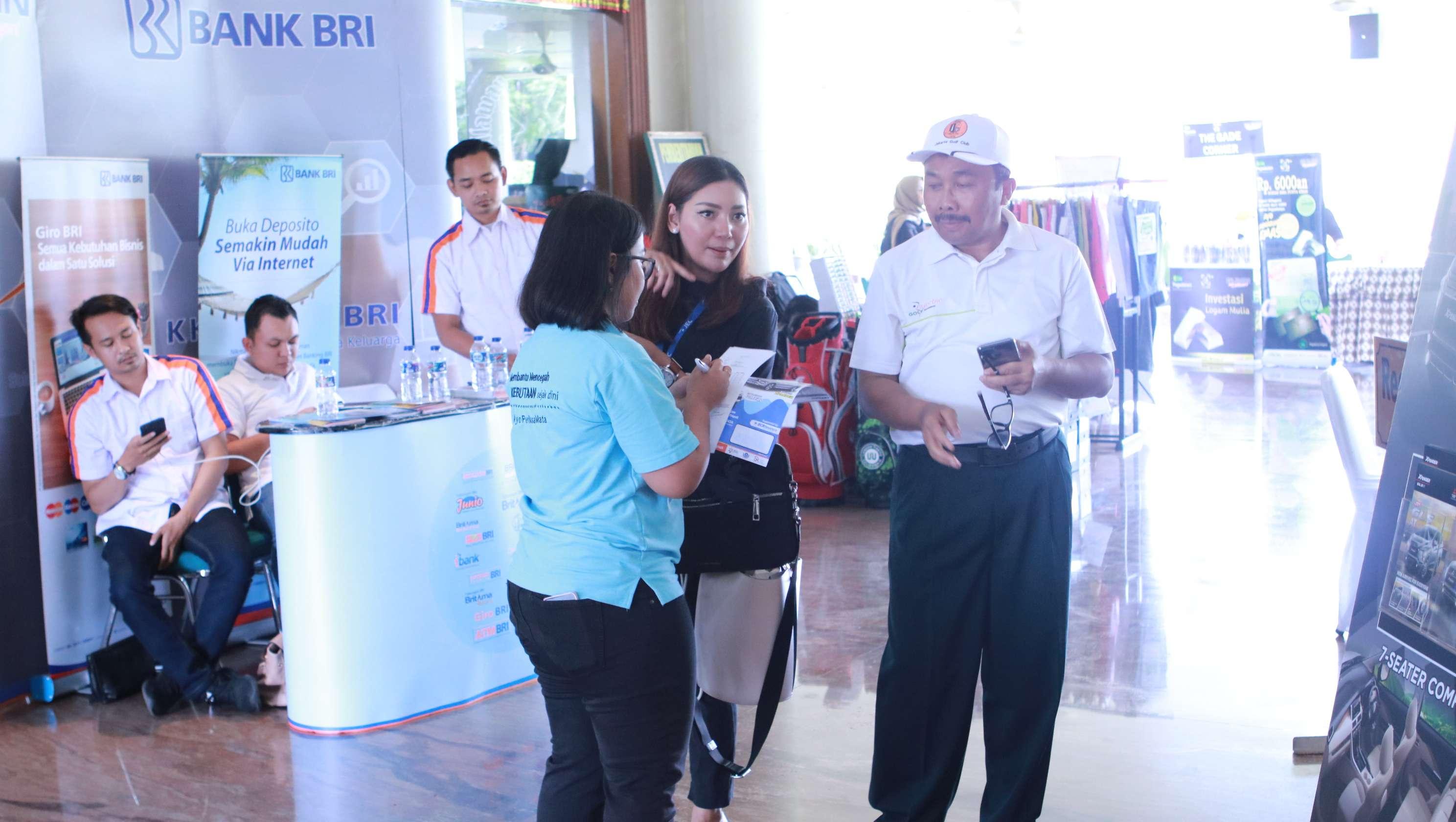 PEC JEC @ Menteng Di Jakarta Golf Club Rawamangun