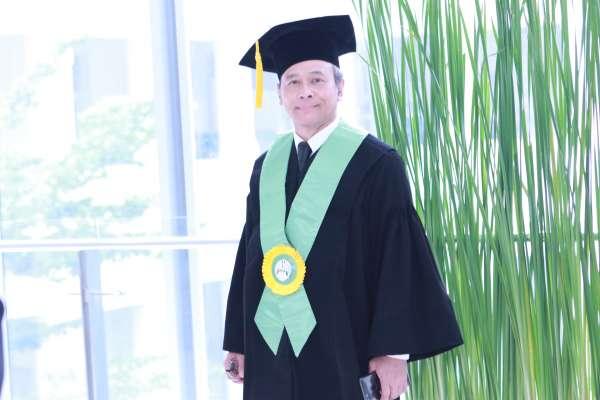 Pengukuhan Prof. dr. Tjahjono D. Gondhowiardjo, Sp.M(K). Ph.D Sebagai Guru Besar Tetap Fakultas Kedokteran Universitas Indonesia