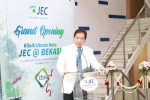 Event Grand Launching Klinik Utama Mata JEC @Bekasi