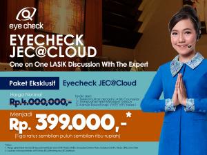Eye Check @ Cloud
