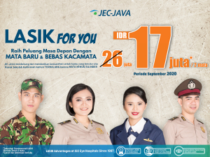 LASIK PROMO JEC-JAVA @ Surabaya