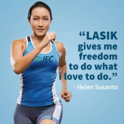 Helen Susanto (Triathlon Athlete)