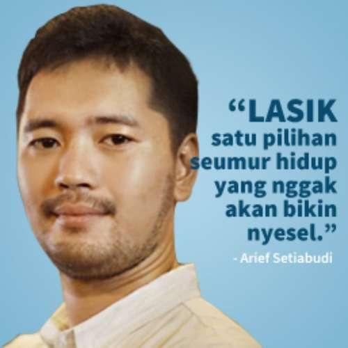 Arief Setiabudi (IT Consultant)
